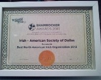 IAS DALLAS AWARD