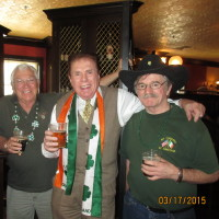 Frank Dunnigan, Leo Crowley & Tony Murphy