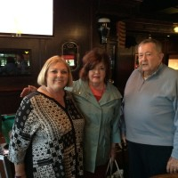 Patti Winston; Ann & Joe Brophy